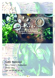cafe national